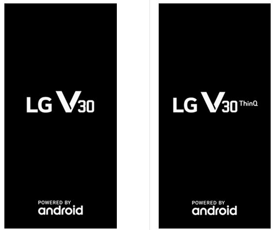 Программное обновление превращает смартфон LG V30 в V30ThinQ
