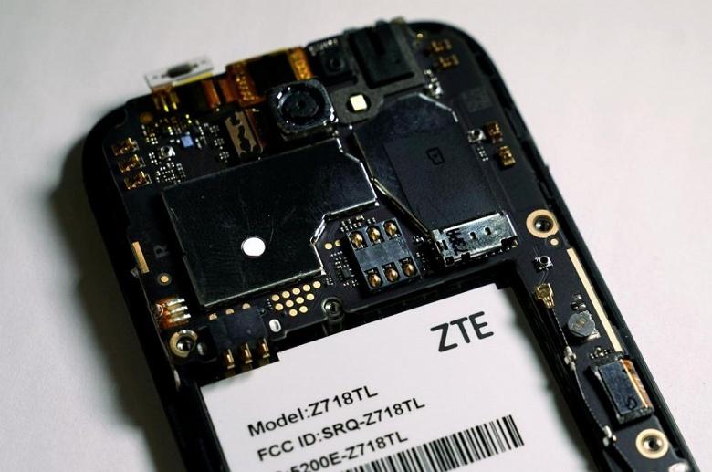Санкции против ZTE побудили Китай ускорить замещение импорта микросхем