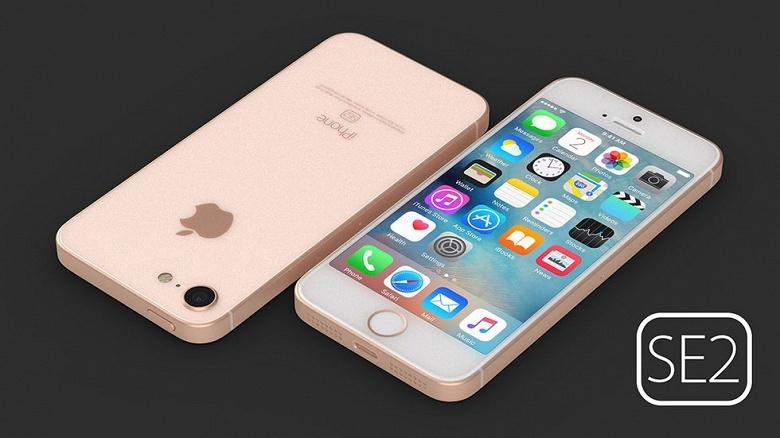 Смартфон iPhone SE 2 может выйти уже в мае