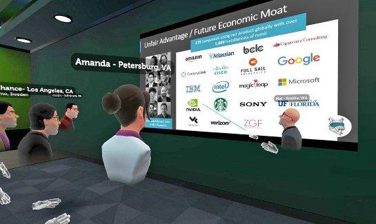 Full Sail Taps VR помогает онлайн-студентам чувствовать себя менее изолированными