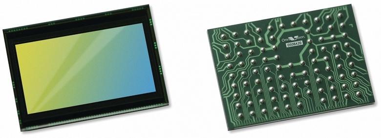 Датчик изображения OmniVision OS08A20 с технологией Nyxel предназначен для камер видеонаблюдения