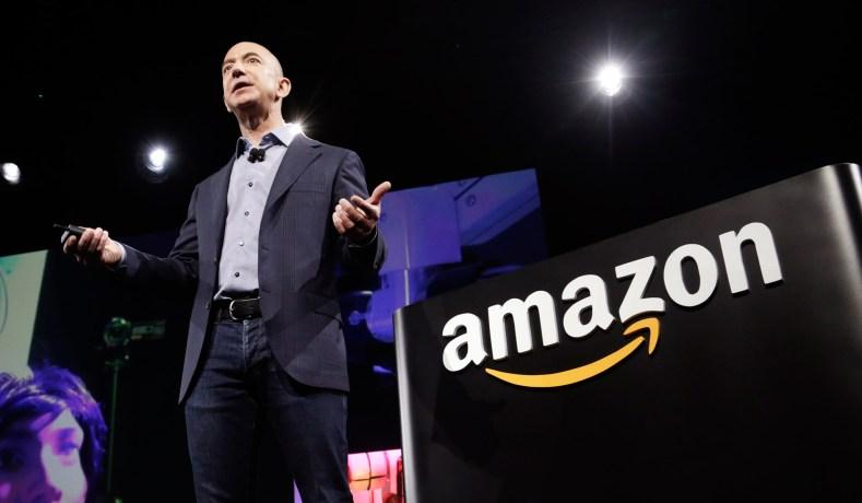Как Трамп пытается повалить Amazon - 4