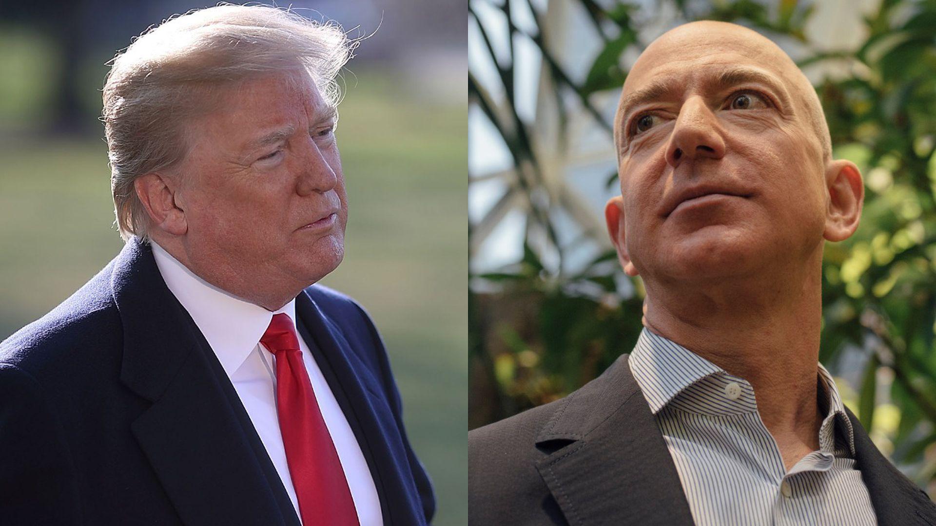 Как Трамп пытается повалить Amazon - 5