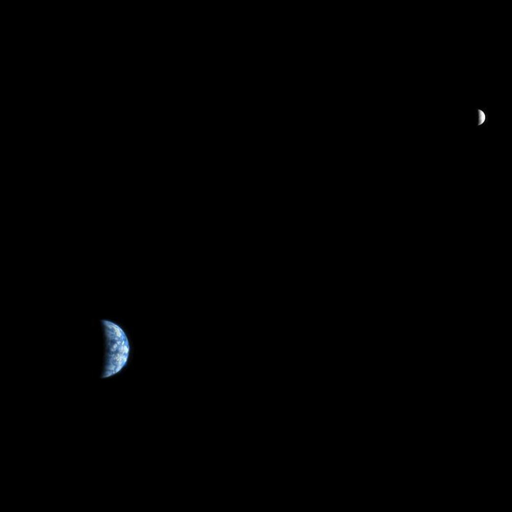 Как выглядит Земля из космоса - 11