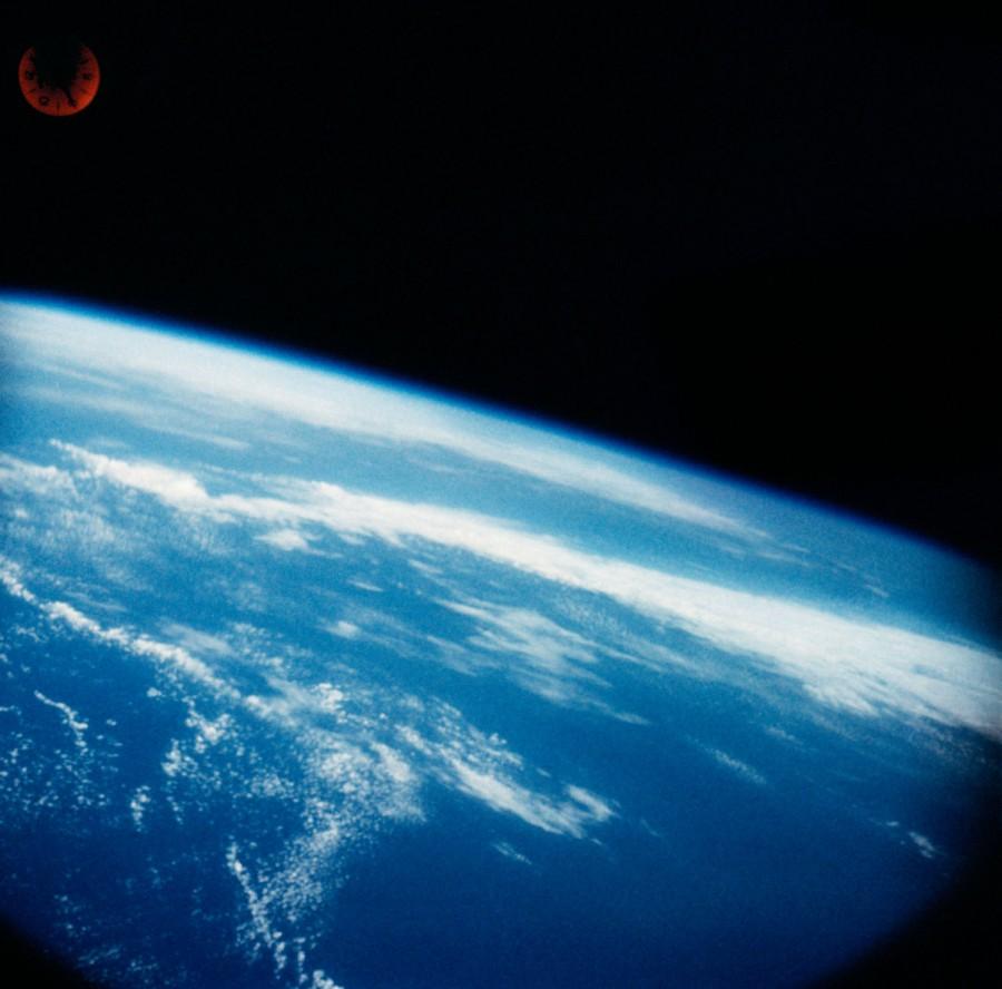 Как выглядит Земля из космоса - 3
