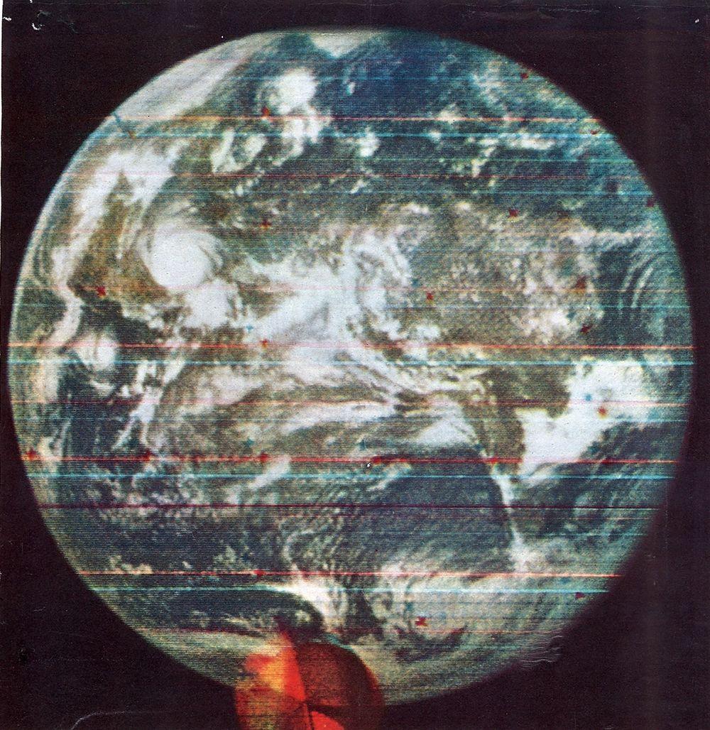 Как выглядит Земля из космоса - 5
