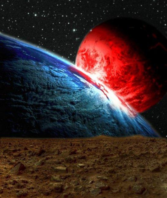 Ученые смоделировали столкновение Земли и Нибиру