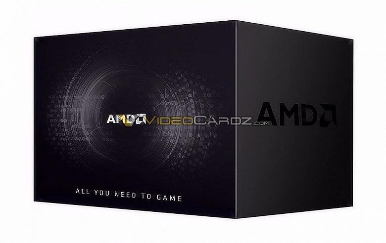 Комплект AMD Combat Crate включает процессор, 3D-карту и системную плату