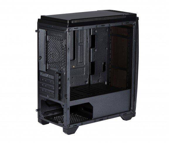 Компьютерный корпус X2 Pirate 1416 рассчитан на платы Micro-ATX - 2