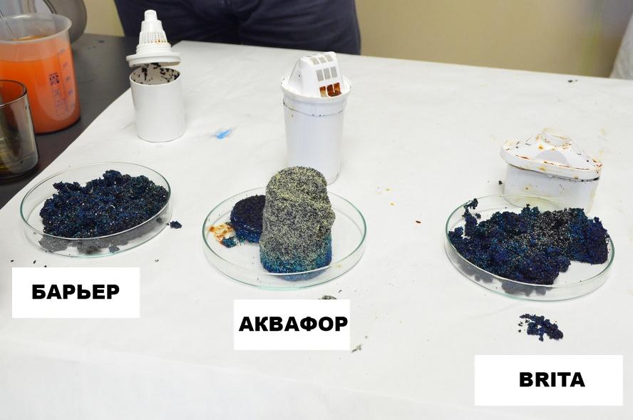 Кто мутит воду? Большое подробное сравнение-тест бытовых фильтров для очистки воды - 10