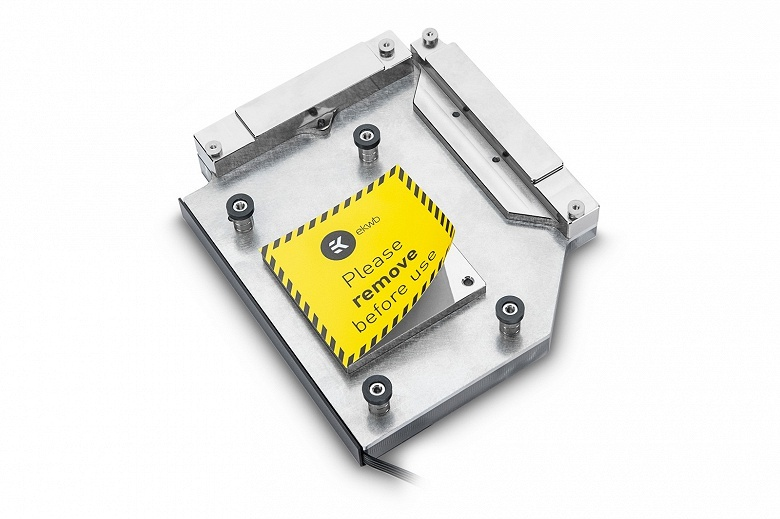 У EK Water Blocks готов первый водоблок для системных плат на чипсете AMD X470