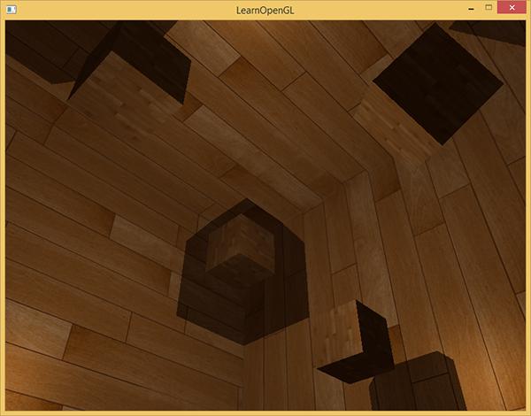 Learn OpenGL. Урок 5.4 – Всенаправленные карты теней - 3