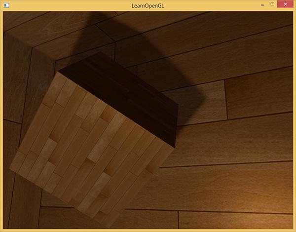 Learn OpenGL. Урок 5.4 – Всенаправленные карты теней - 5