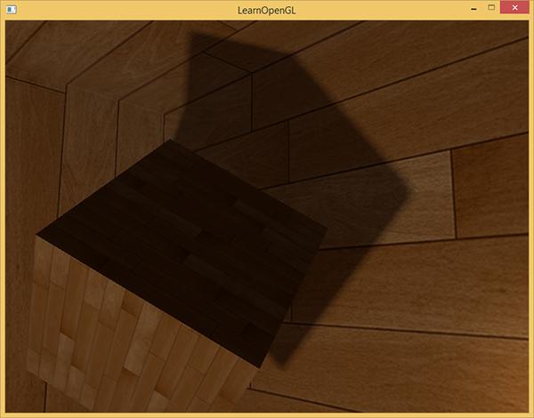 Learn OpenGL. Урок 5.4 – Всенаправленные карты теней - 6