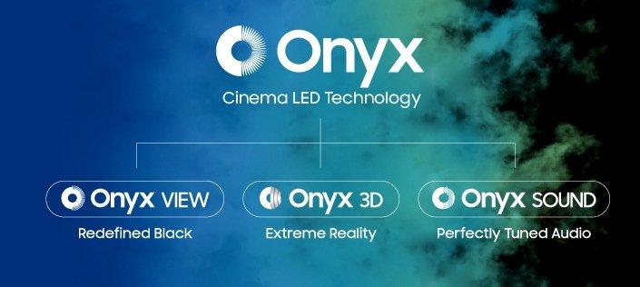 Samsung представила бренд кинотеатральных светодиодных экранов Onyx