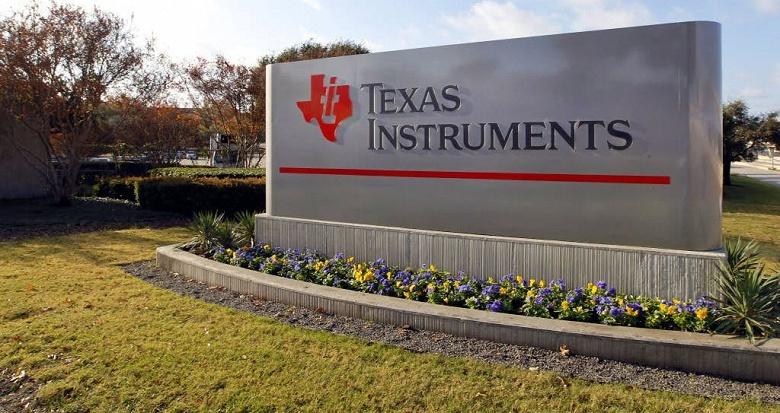 Texas Instruments отчиталась о росте всех финансовых показателей - 1