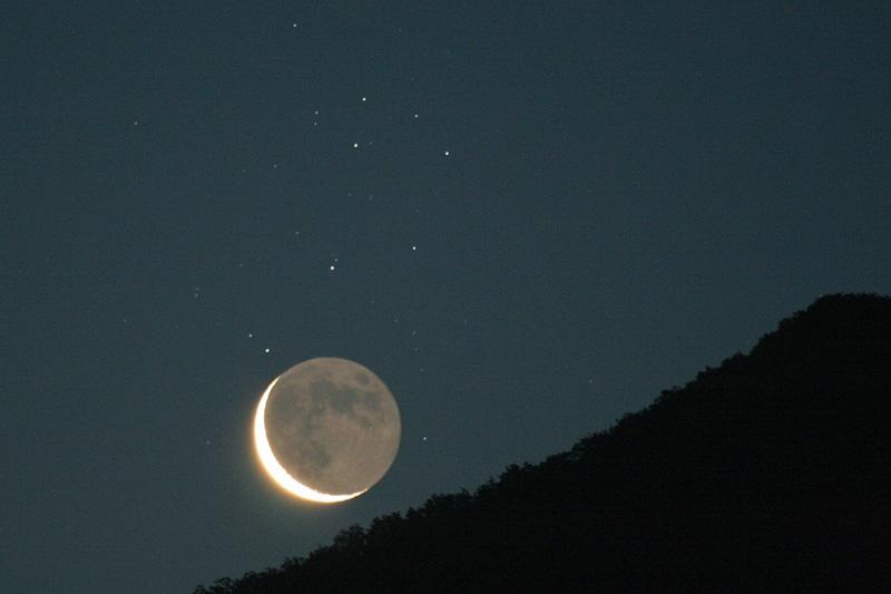 Почему на космических фотографиях не видно звёзд? - 15