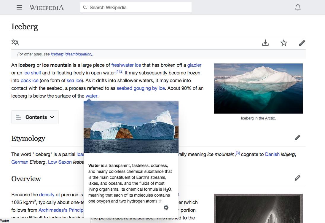Почему создание простенького превью по ссылкам в Википедии заняло четыре года - 1