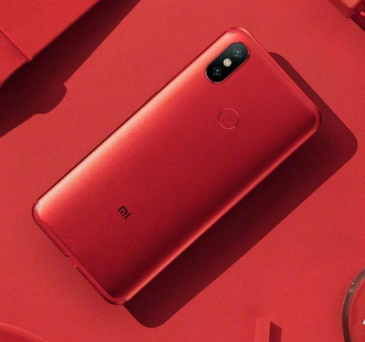 Представлен смартфон Xiaomi Mi 6X - 2