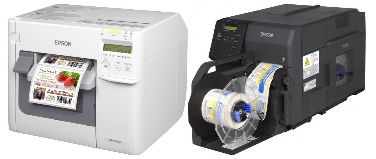 Сам себе типография: серийная цифровая печать этикеток на Epson ColorWorks и ее отличия от офсетной и флексопечати - 1