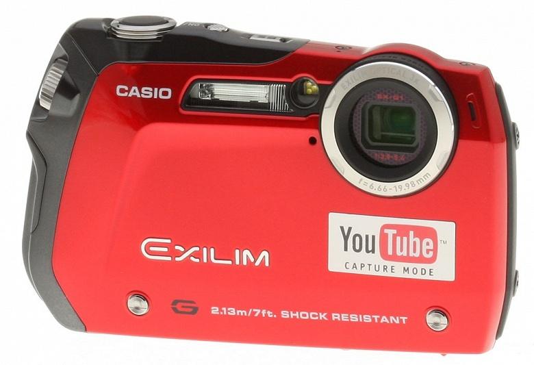 Casio прекращает производство компактных цифровых камер - 1