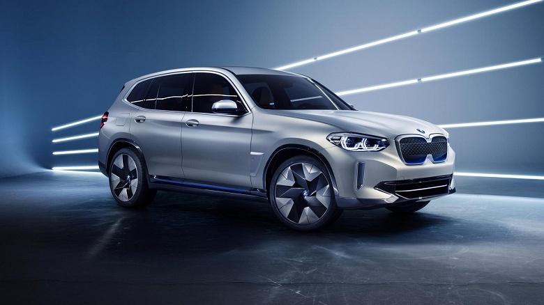 Представлен BMW iX3 — первый электрический кроссовер компании - 1