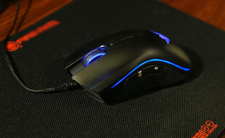 Создание мышки WX-Mouse в корпусе razer Mamba TE - 1