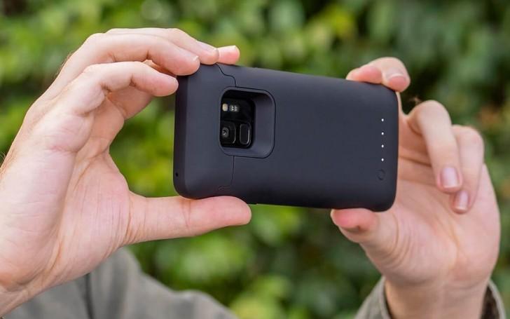 Выпущен чехол со встроенным аккумулятором Mophie Juice Pack для Samsung Galaxy S9