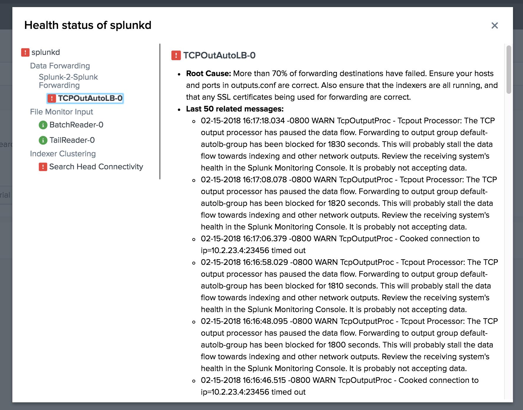 Splunk 7.1. Что нового? Новый веб интерфейс, интеграция с Apache Kafka и многое другое… - 7
