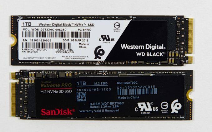 Обзор Western Digital WD Black 3D NAND SSD: EVO встретил равного - 150