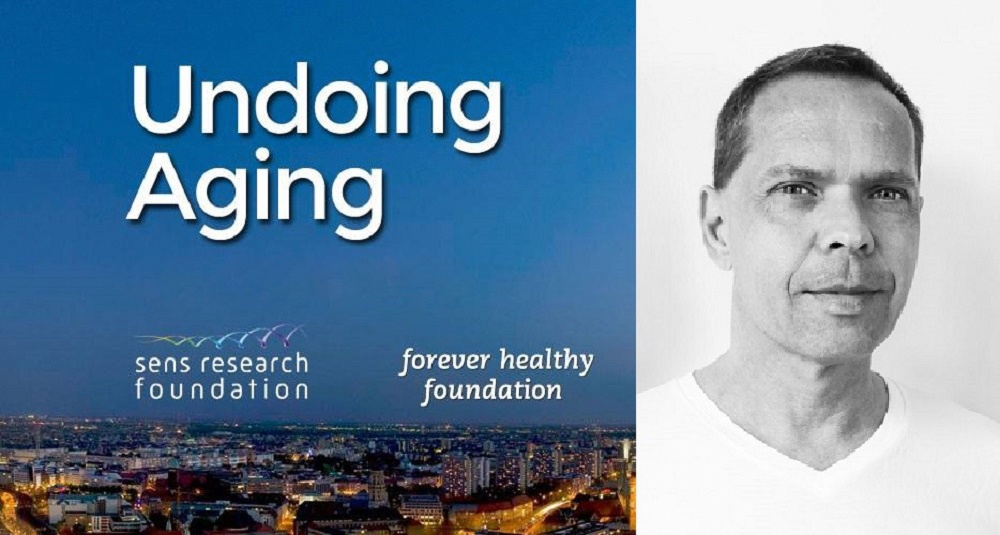 Undoing Aging с Майклом Гревом - 1