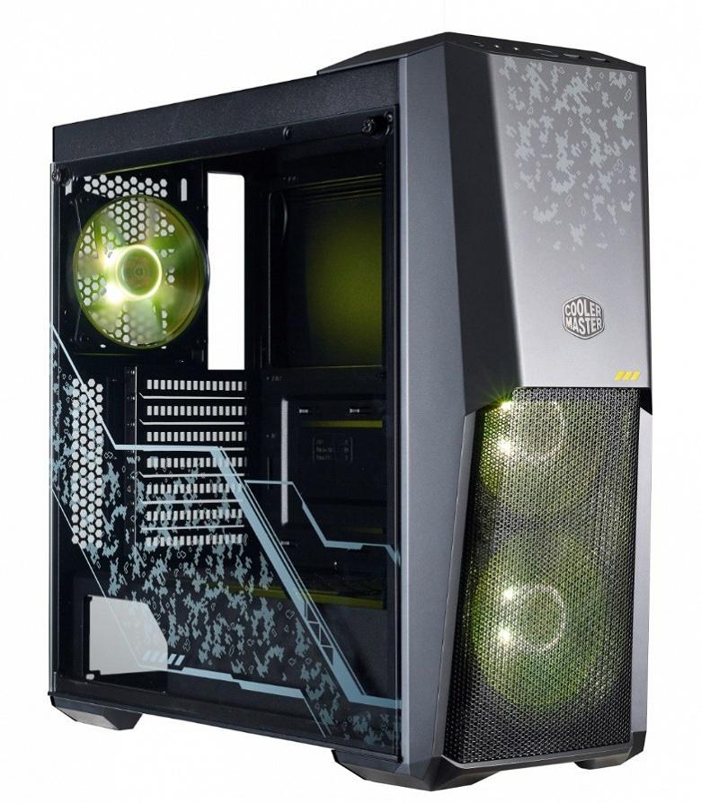 Asus и Cooler Master создали совместную линейку продуктов TUF Gaming Alliance - 3