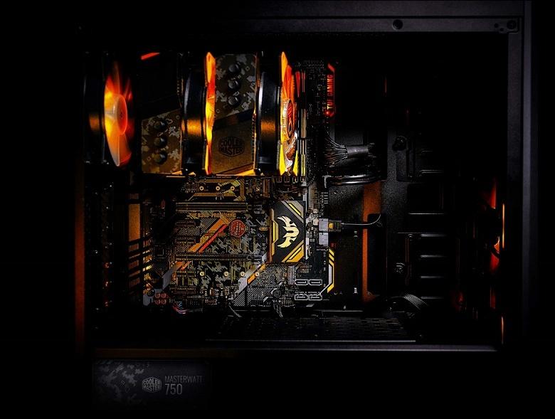 Asus и Cooler Master создали совместную линейку продуктов TUF Gaming Alliance - 1