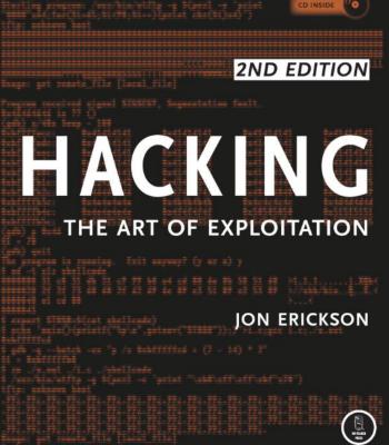 Что почитать в выходные: 5 книг по практической информационной безопасности - 2