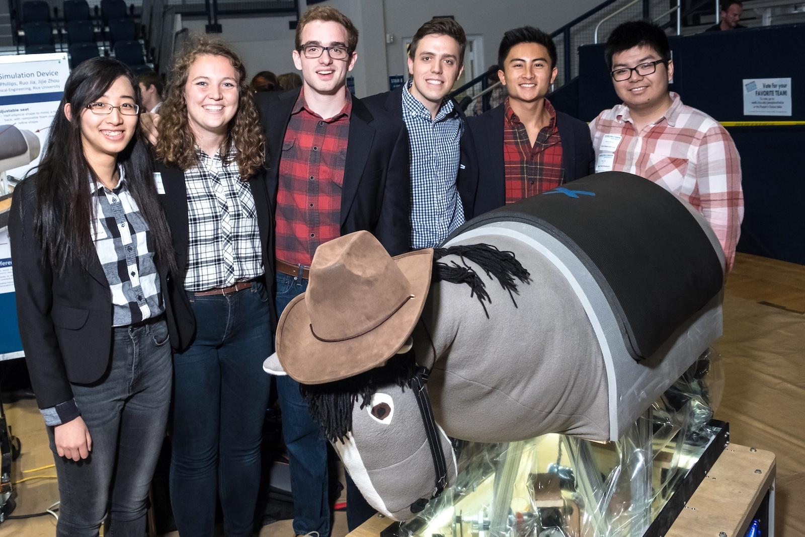 Робот Stewie заменит лошадь в иппотерапии - 1