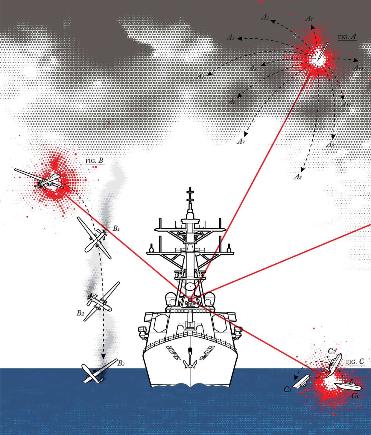 Совершенствование оптоволоконных лазеров означает скорое появление лучевого оружия - 1
