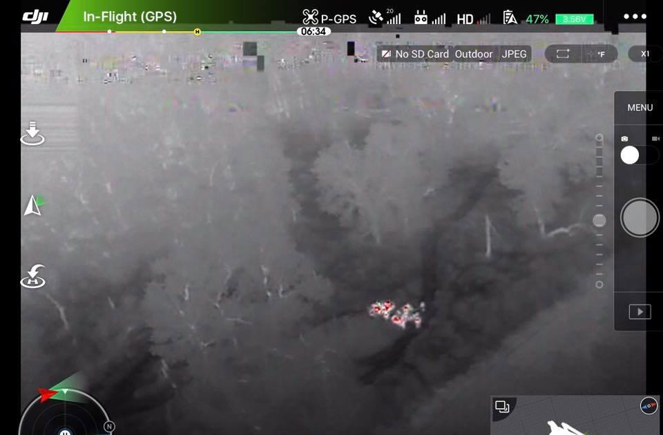 Минимум 65 человек спасено благодаря дронам в прошедшем году - 1