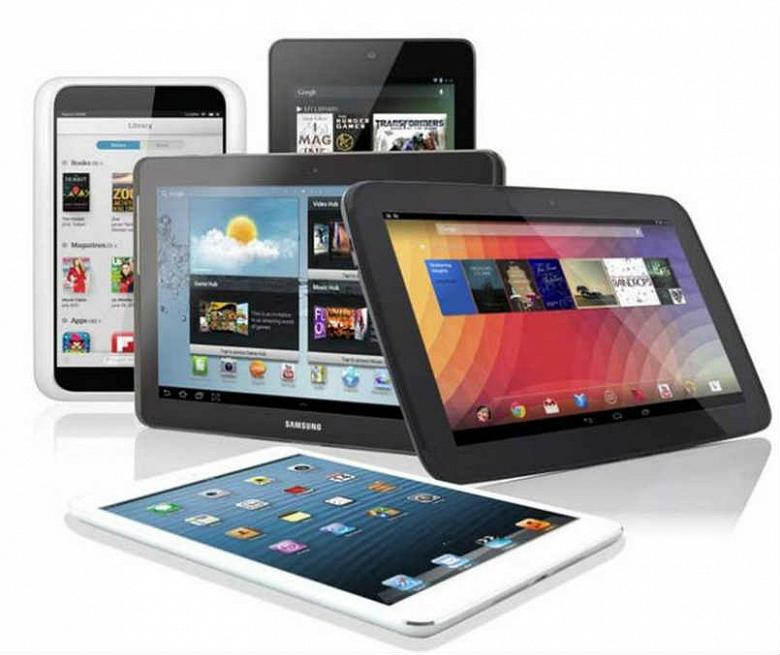 Поставки планшетов в текущем квартале должны установить новый антирекорд