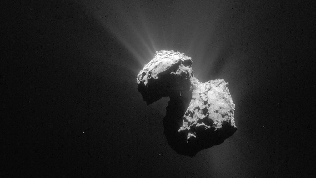 Ученым удалось получить аминокислоту, воссоздав условия открытого космоса - 1