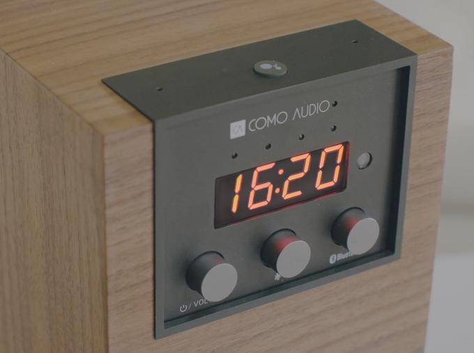 Como Audio SpeakEasy — умная акустическая система с дизайном из прошлого века - 2
