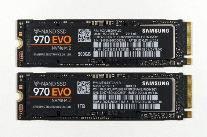 Phoenix. Направляясь ввысь: обзор накопителей Samsung 970 EVO (500 ГБ и 1 ТБ) - 1