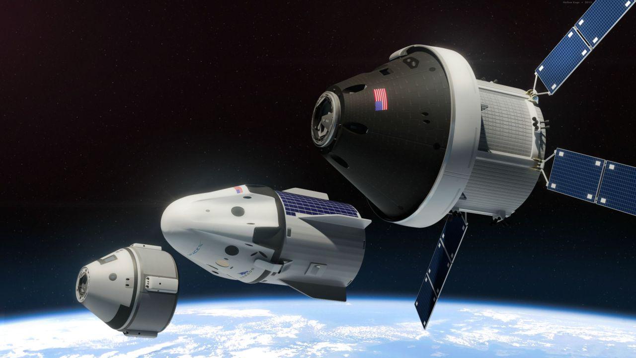 Космические корабли от SpaceX и Boeing будут готовы позже, чем планировалось - 1