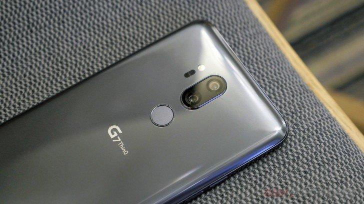 Представлен смартфон LG G7 ThinQ - 3
