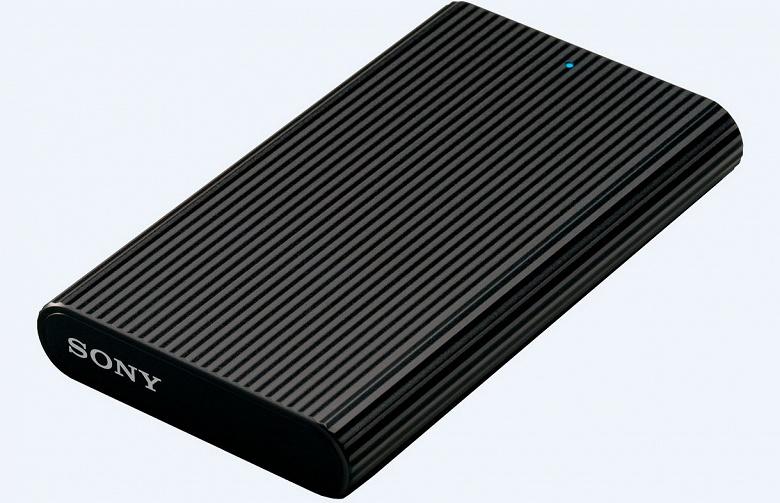 Внешние твердотельные накопители Sony SL-E оснащены интерфейсом USB 3.1 Gen 2