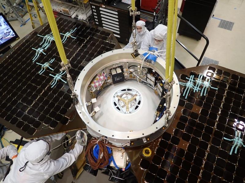 В глубины Марса с термометром - 3