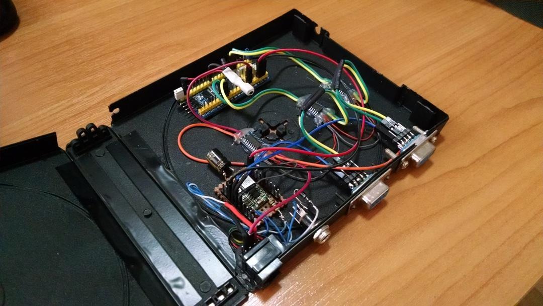 Как подключить кучу старого RS232 оборудования по USB без регистрации и sms (STM32 + USB-HID) - 1