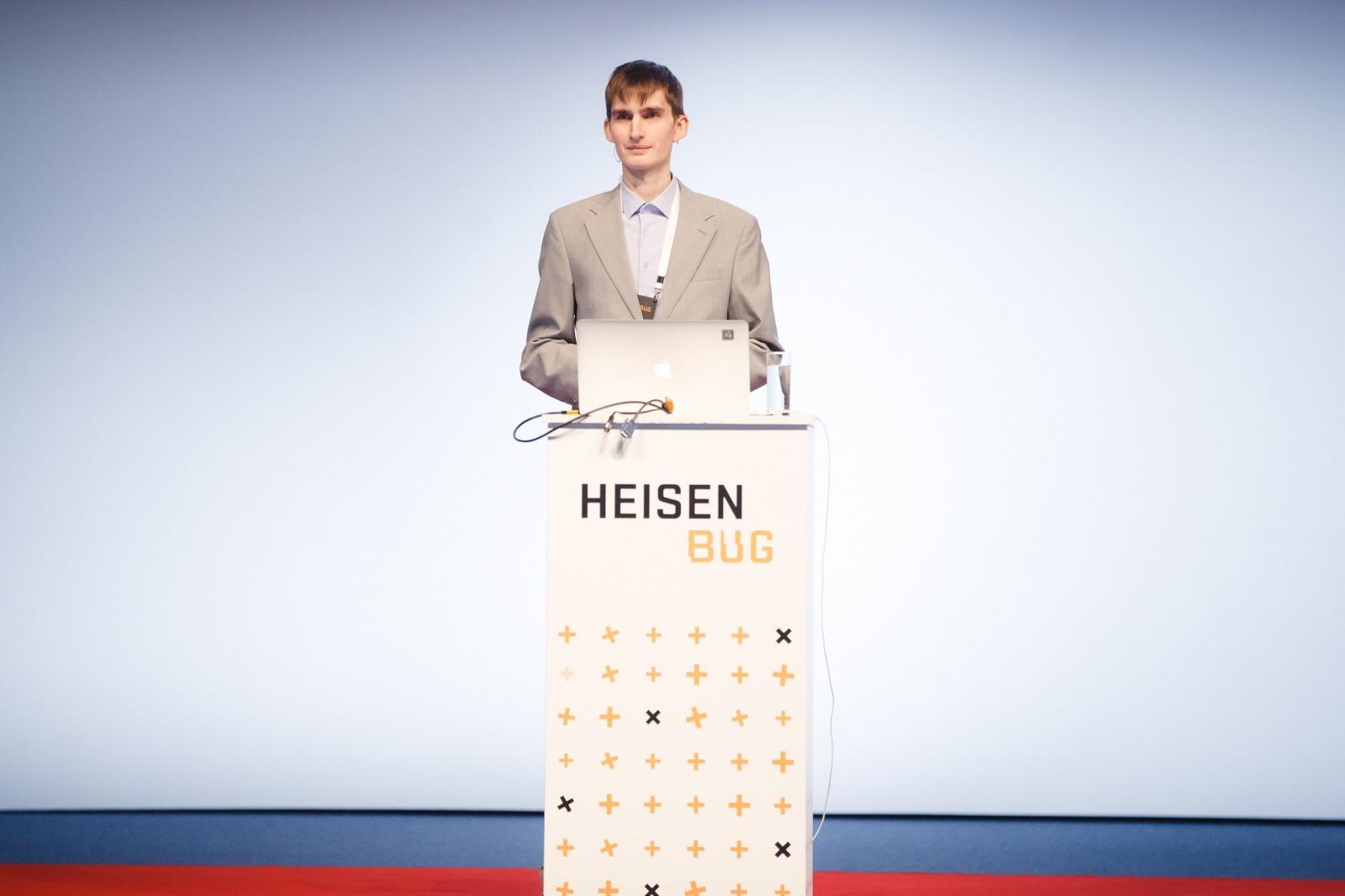 Обзор программы Heisenbug 2018 Piter - 1