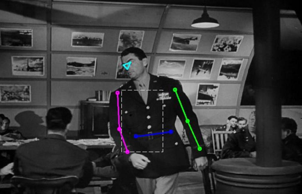 Детектирование частей тела с помощью глубоких нейронных сетей - 57