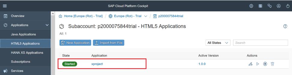 Настройка безопасности для приложений на облачной платформе SAP Cloud Platform - 11