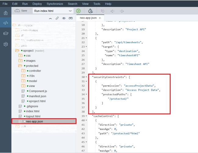 Настройка безопасности для приложений на облачной платформе SAP Cloud Platform - 12